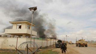 Taliban militants kill 10 Afghan policemen near Salma Dam in Herat