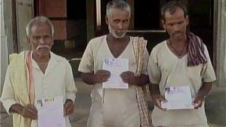 कर्नाटक: मुआवजे के नाम पर किसानों से मजाक, किसी को तीन हजार तो किसी को दिया 1 रुपए