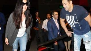 Salman Khan COPIES Katrina Kaif and it's damn sweet! View HQ pics