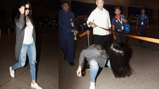 These latest airport pictures of Katrina Kaif prove she is just like us - view HQ pics
