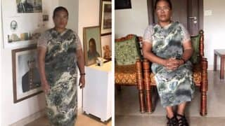 Khasi lady asked to leave Delhi Golf Club for wearing traditional attire Jainsem