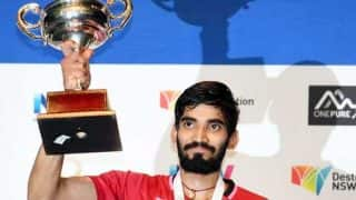 Kidambi Srikanth Thanks Coach Pullela Gopichand After Becoming World Number 1 in Badminton Rankings