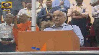 बोले इसरो चीफ किरण कुमारः देश के लिए ऐतिहासिक दिन, वैज्ञानिकों को बधाई