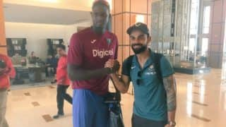 India vs West Indies ODI 2018: Expecting Tough Challenge From India, Says West Indies Skipper Jason Holder