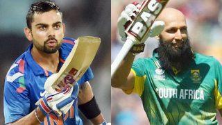 भारत vs दक्षिण अफ्रीका की जंग में विराट कोहली और हाशिम अमला के बीच होगा सबसे जोरदार मुकाबला!