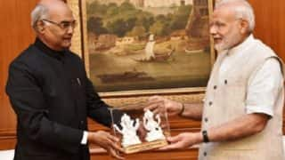 India will benefit from Ram Nath Kovind's expertise in Constitution, says PM Narendra Modi