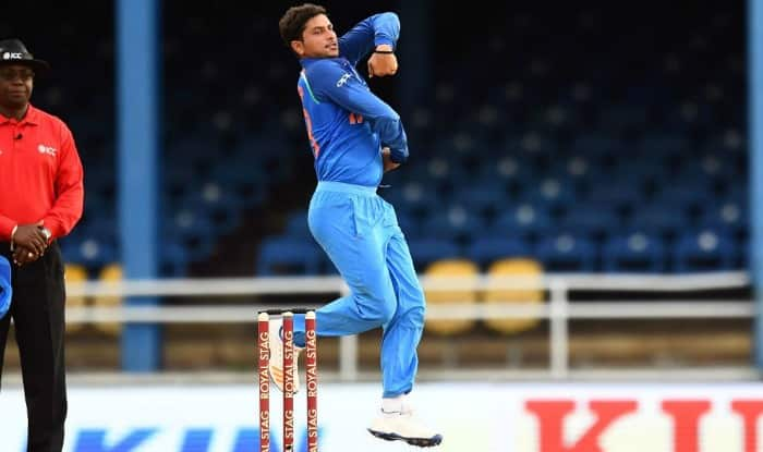 Kuldeep 'amazing with what he does with the ball' - Kohli
