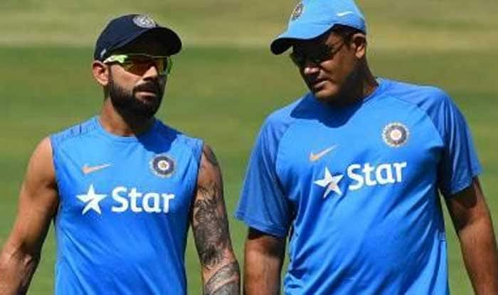 Kumble May Replace Shastri as India Head Coach: Report