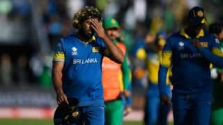 Sri Lankan government asks its national cricket team to get fit or get out