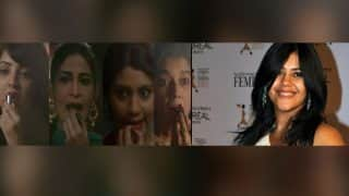 Ekta Kapoor takes 'lady-oriented sexual fantasy' Lipstick Under My Burkha under her wings!