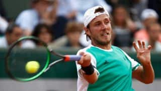 Davis Cup: France Beat Belgium to Lift The Title
