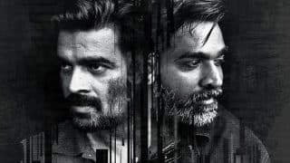 Vikram Vedha trailer out: Vijay Sethupathi and R Madhavan's cat and mouse chase looks stylish and impressive!