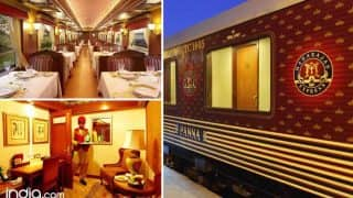 Maharajas Express to embark on its first southern sojourn today: All you need to know about the luxury train's journey