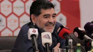 Diego Maradona's 'Match for Unity' Postponed to October 5