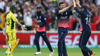 India Tour Of England: Mark Wood Rested For 3-Match T20I series
