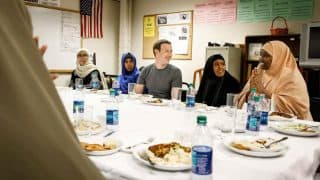 Mark Zuckerberg experienced his first Iftar dinner with Somali refugees! Picture and post of Facebook co-founder celebrates the spirit of Ramadan