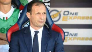 Juventus manager Massimiliano Allegri signs new contract until 2020