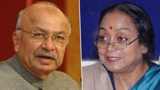 Opposition to field candidate; Meira Kumar, Sushil Kumar Shinde top contenders, says D Raja