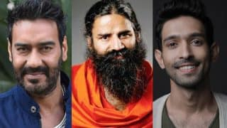 Ajay Devgn to produce television series on Baba Ramdev's life