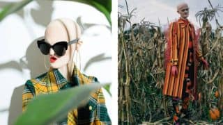 New York model Melanie Gaydos with rare genetic disorder is breaking stereotypes in the fashion industry (See Pictures)