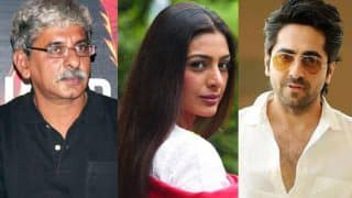 Is this the film Sriram Raghavan is making with Ayushmann Khurrana and Tabu?