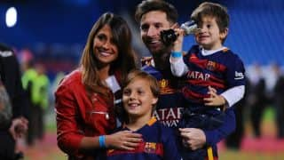 Diego Maradona not invited for Lionel Messi's wedding: Reports