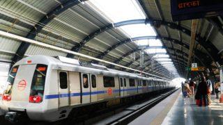 दिल्ली मेट्रो से सफर करने वाले यात्रियों की संख्या में आई भारी गिरावट