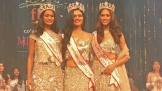 Miss India 2017 winners are Manushi Chhillar, Sana Dua and Priyanka Kumari: View Pics of this year's Indian beauty pageant queens