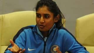 Mithali Raj shuts down a reporter like a boss when asked about her favourite male cricketer on the eve of the ICC Women