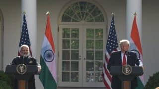 Modi-Trump Joint Statement: Both sides commit to cooperate for eradicating terrorism