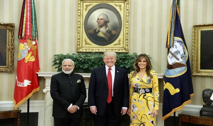 Donald Trump calls for removal of barriers for United States  exports to India