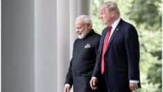 PM Modi to Meet President Trump on Sidelines of G-7 Summit; Kashmir, Trade Ties Top on Agenda