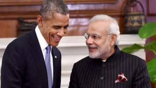 A look back at PM Narendra Modi's meet with former US President Barack Obama
