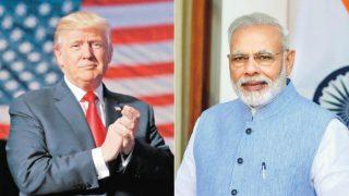 भारत-अमेरिका संबंध: पीएम मोदी व ट्रंप ने की बातचीत, दोनों देशों के बीच कई अहम मसलों पर हुई चर्चा