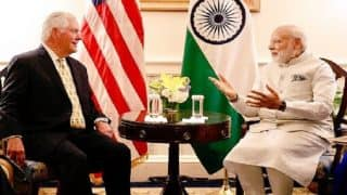 PM Narendra Modi in US Live News Updates: Modi-Trump hold discussion, vow to end terrorism