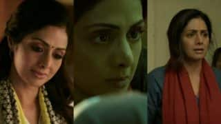 Mom Trailer 2: Sridevi's hard hitting expressions are the highlight of this revenge drama
