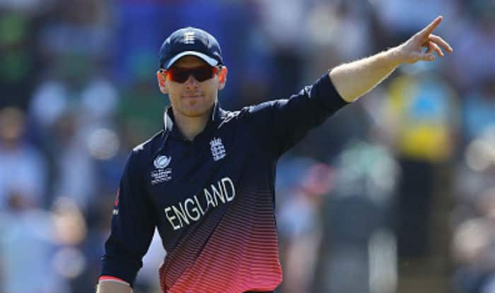 England limited-overs captain Eoin Morgan