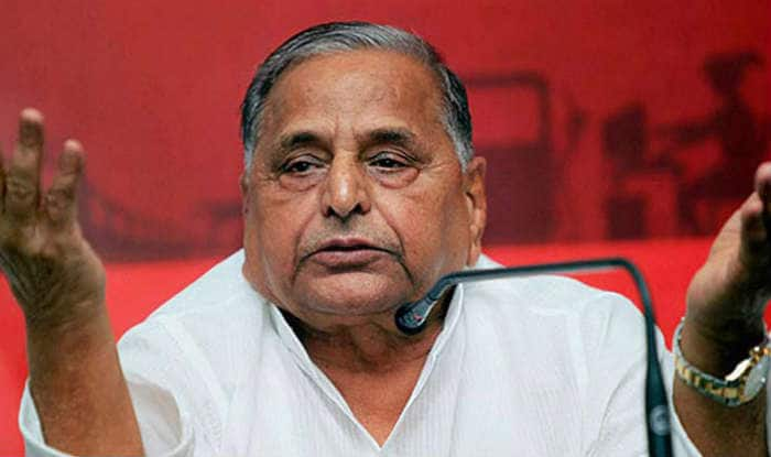 Mulayam Singh Yadav Backs Narendra Modi as Prime Minister