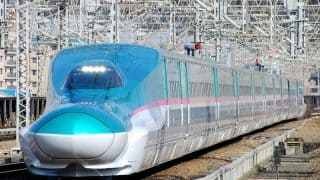 India's First-Ever Bullet Trains to have Breastfeeding Rooms, separate toilets & luxurious seating! See interior pictures of Mumbai- Ahmedabad high-speed train