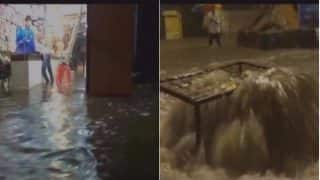 Mumbai monsoon: Water-logging in Thane; city to witness incessant rainfall along with thunderstorm