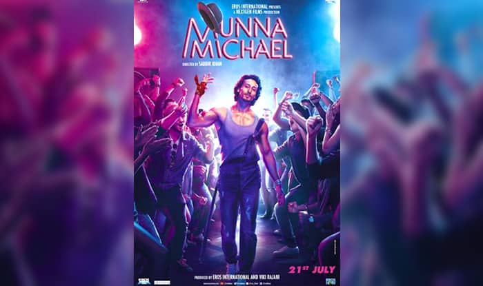 Tiger Shroff's Munna Michael First Poster Is Out