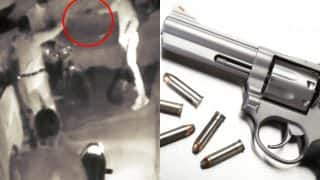 Triple murder in UP caught on camera! Video of Businessman & family being shot down is going viral