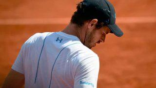 फ्रेंच ओपन: सेमीफाइनल में हारे दुनिया के नंबर एक खिलाड़ी एंडी मरे, वावरिंका पहुंचे फाइनल में