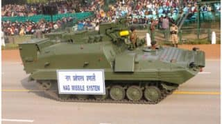 एंटी टैंक मिसाइल नाग का सफल परीक्षण, इसका निशाना है अचूक