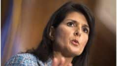 US Ambassador to United Nations Nikki Haley Says India Can Help America in Keeping an Eye on Pakistan