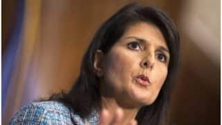 Trump envoy Haley in troubled eastern DR Congo