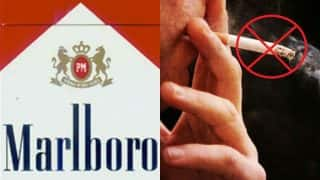 Tobacco giant that makes Marlboro offers Rs 4200 to brand ambassadors for every Smoker who quits Cigarettes!