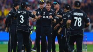 Champions Trophy 2017: New Zealand fined for slow over-rate against England