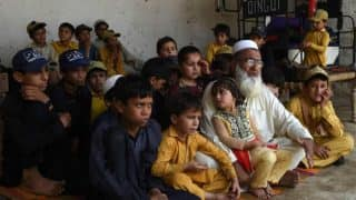 Three Pakistani men father almost 100 children: Pakistan has the highest birth rate in South Asia as country's population surges