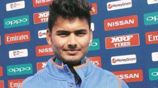 वेस्टइंडीज दौरे के लिए चुने गए ऋषभ पंत ने कहा, 'मेरा लक्ष्य अच्छा प्रदर्शन करना'
